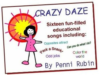 Crazy Daze CD